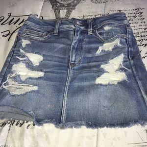High rise AE mini skirt!!!